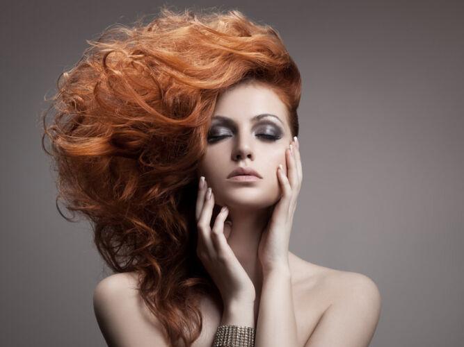Βαφή μαλλιών – Ανταύγειες
